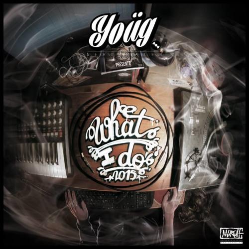 Yoüg - What I Do LP [SRRLP002]