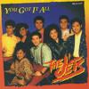 Dj Kojiro - The Jets - You Got It All (ChoppedNScrewed)