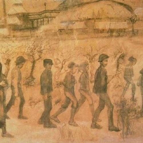 Sur les pas de Vincent Van Gogh - Projet Du Lycée Provincial Hornu - Colfontaine