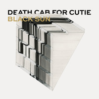 Death Cab For Cutie Black Sun Artwork