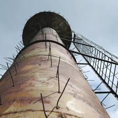 portrait of a sounding object II (water tower)