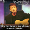 Blogotheque Interview #Acoustic6Music - Now Playing @6Music