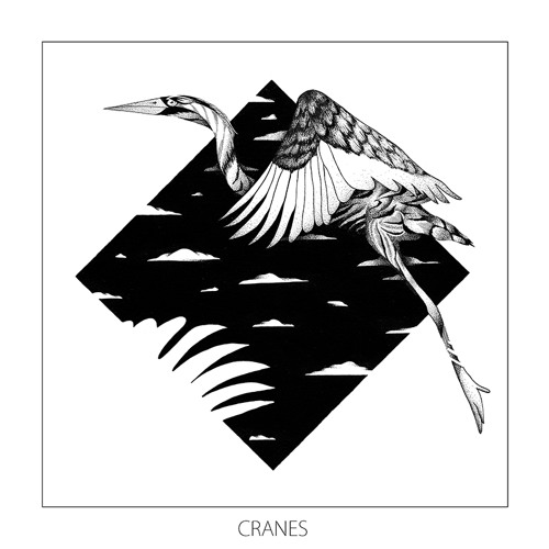 Monkey Safari - Cranes (Original)