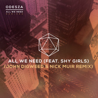 ODESZA - All We Need Ft. Shy Girls (John Digweed & Nick Muir Remix)