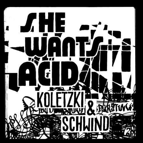 SVT146 – Koletzki & Schwind – She Wants Acid