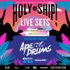 Ape Drums LIVE @ Holyship 1/3/2015