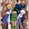 Hunter x Hunter (2011) Ending 2 : HUNTING FOR YOUR DREAM - Cover