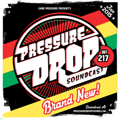 Pressure Drop Soundcast 2015 - Episode 217