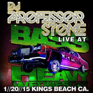 """Live at Bass Heavy, Kings Beach """"The GriD"""""""