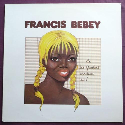 Francis Bebey Senza Tristess (Simbad EDIT)