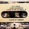 DJ Paul & Lord Infamous – 187 Invitation