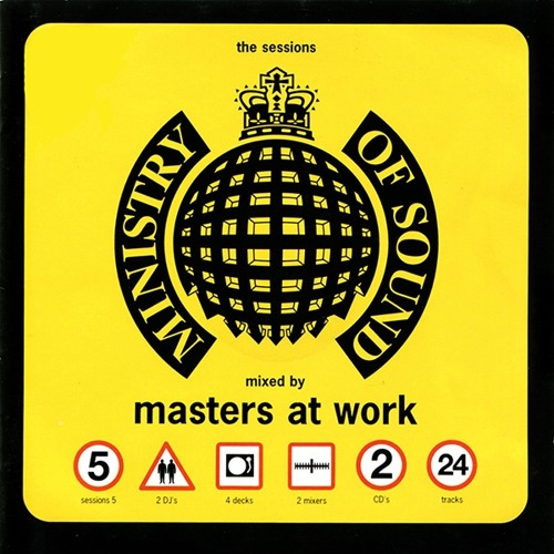 130 - Ministry of Sound - The Sessions 5 - Masters At Work - Disc 2 (1995)