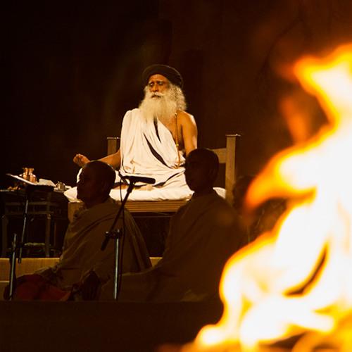 Yoga Yoga Yogeshwaraya Chant by Sadhguru | Sadhguru | Free