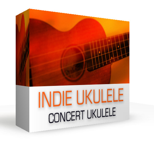 House In The Threes - Indie Ukulele for Kontakt