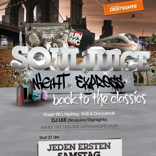 Soul juice meets Layalina Lounge RMX // DJ EAZY