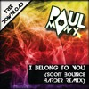 Paul Manx - I Belong To You (Scott Bounce Rekick) (Master) **FREE DOWNLOAD**