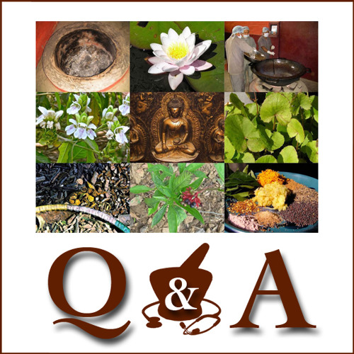Inside Ayurveda Q&A (2013-14)