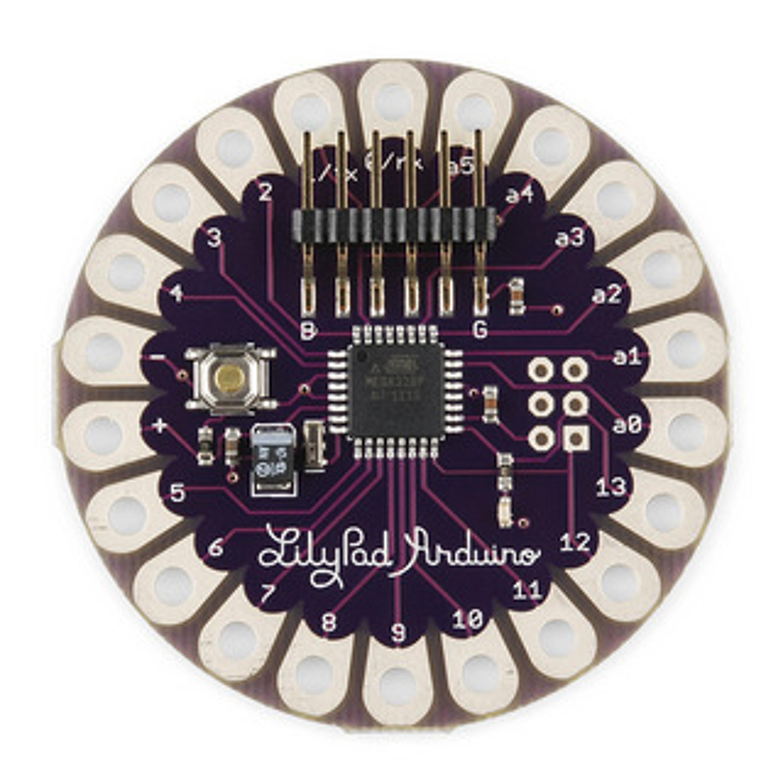 S1E19 - Wearables realmente estão populares, prototipe o seu com o LilyPad Arduino
