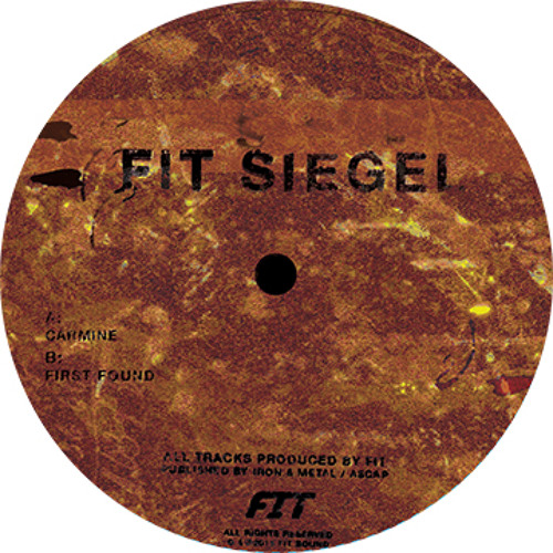 FIT-012: FIT SIEGEL - CARMINE