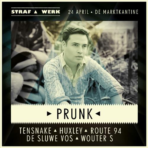 Podcast Prunk - STRAF_WERK 2015