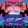 A-Trak & Craze Holy Ship Fools Gold Rap Party set