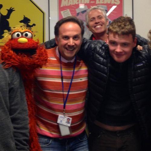 Guest: Joey Mazzarino, head writer and puppeteer, Sesame Workshop