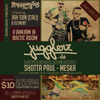 JUGGLERZ live at #JAMJAM in Seattle w/ ZIONS GATE SOUND 1-26-15