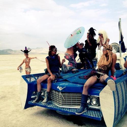 Burning Man 2013 Disco Knights