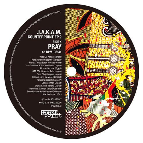 J.A.K.A.M. / PRAY