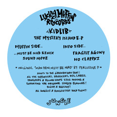LUCKYMUFF001 - INFO SIDE 1. Fragile Agony (VINYL ONLY)Pre Order Up Now! Check The Description!