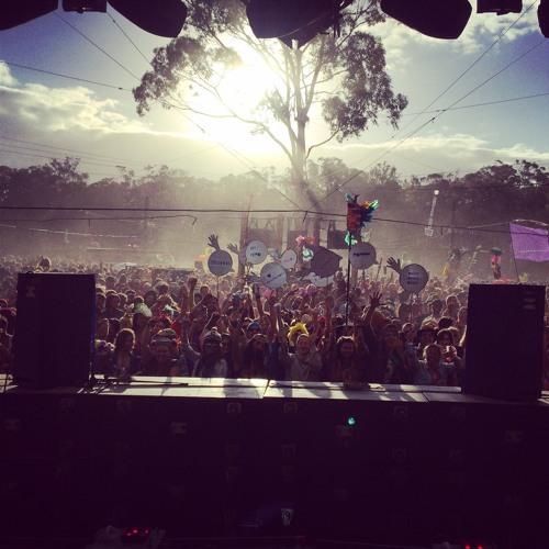Super Flu @ Rainbow Festival Australia 2015