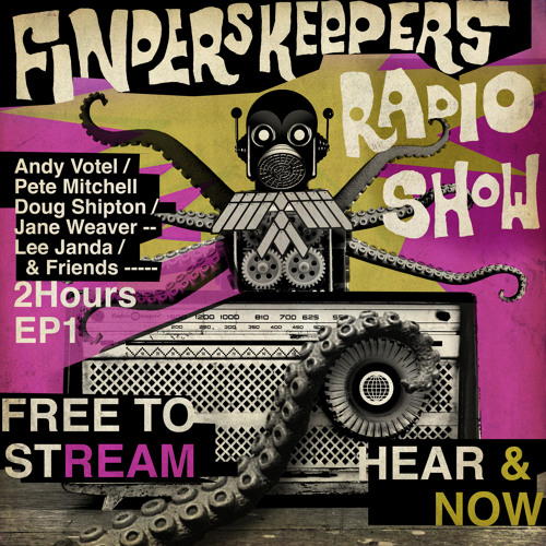 THE FINDERS KEEPERS RADIO SHOW ALL EPISODES