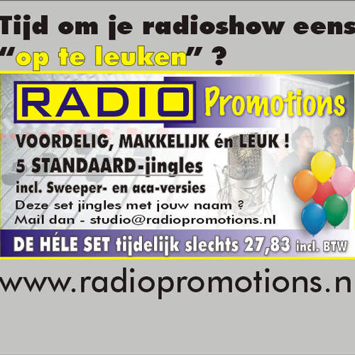 RadioPromotions - Pretpakket 01 Demo