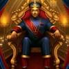King Of My Thrown PO BOYZ FRESH AND RX FEAT. KORUPTSON