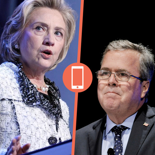 Secret Tape of Jeb/Hillary Phone Call Released