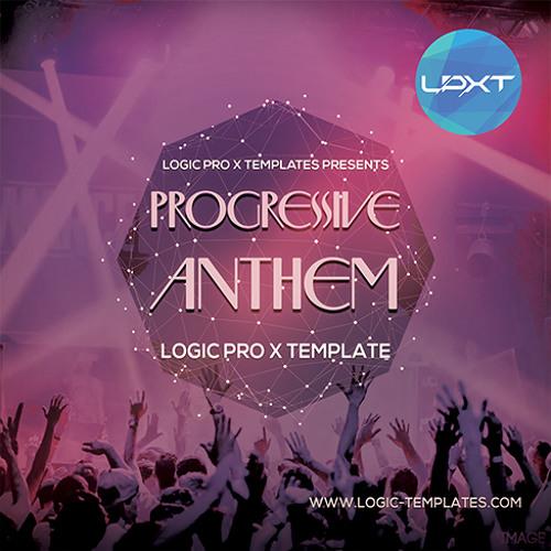 Progressive Anthem Logic Pro X Template