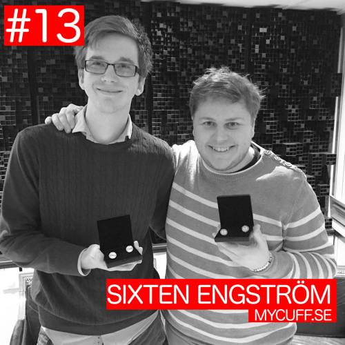 #13 Sixten Engström, Mycuff