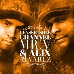 Classic Sole Channel: Mr. V & Alix Alvarez | 2 Year Anniversary - Route 85A NYC | May.08.2004