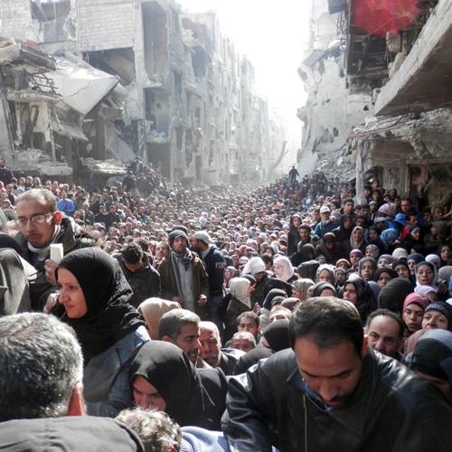 أصوات من اليرموك: رائدة || Voices from Yarmouk: Raeda