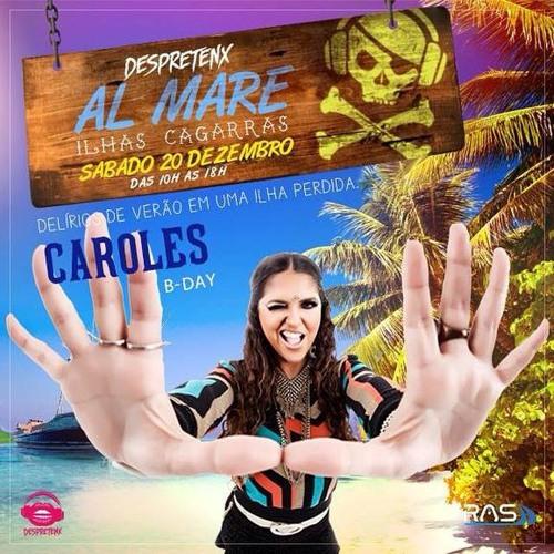 Caroles - Deep Drops 2 (ao Vivo @ Despretenx Al Mare Ilhas Cagarras)