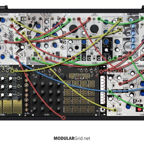 Modular Improv 01.29.2015 [Live at Luggage Store Gallery]
