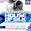 Arun Verone B2B Lance Morgan 2 - 3.15am Live @ House of Silk - 2nd Birthday @ Coronet - Sat 24th Jan