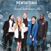 White Winter Hymnal - Pentatonix (Fleet Foxes Cover) Portada del disco