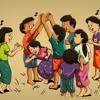 Cing Cangkeling (Lagu Daerah Jawa Barat) Cover #etnic