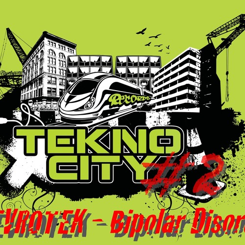 Nevrotek - Bipolar disorder (OUT NOW ON TEKNO CITY REC. #2)