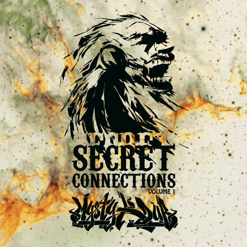 MYSTY K DUB feat. W. Mc ANUFF & Camille bazbaz - Secret Connections