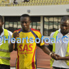 Isaac Oduro - We were poor in the second half