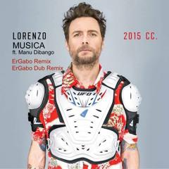 Lorenzo Jovanotti - Musica Ft. Manu Dibango (ErGabo Dub Remix