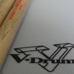 Improvised drum beat #1