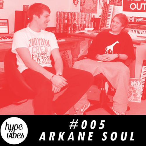 HV005 - Arkane Soul